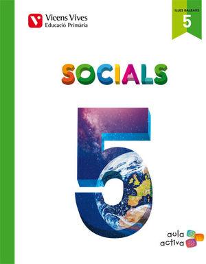 CIENCIES SOCIALS 5 EP AULA ACTIVA