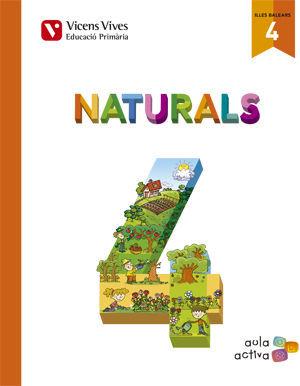 NATURALS 4 BALEARS (AULA ACTIVA)