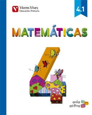 MATEMATICAS 4 EP