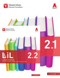 LLIL 2 (2.1-2.2) BAL LLENGUA I LIT 2 ESO AULA 3D