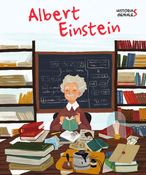 ALBERT EINSTEIN. HISTORIAS GENIALES (VVKIDS)