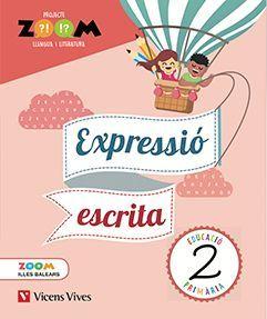 EXPRESSIO ESCRITA 2 BALEARS (ZOOM)