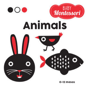 BABY MONTESSORI ANIMALS (VVKIDS)