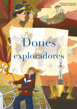 DONES EXPLORADORES (VVKIDS)