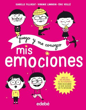 JUEGO Y ME CONOZCO MIS EMOCIONES