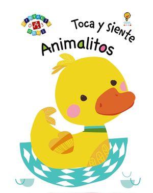 TOCA Y SIENTE. ANIMALITOS