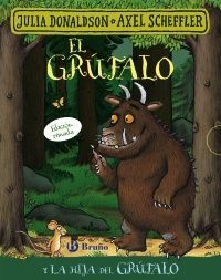 EL GRÚFALO- HIJA GRÚFALO