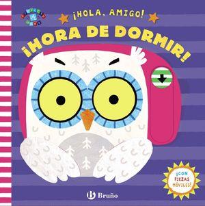 HORA DE DORMIR!