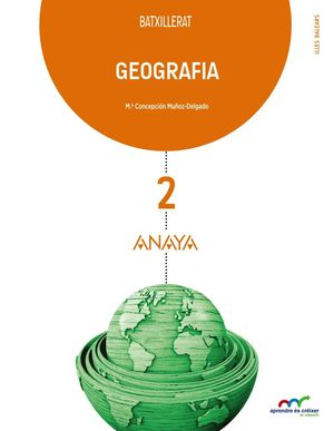 GEOGRAFIA 2 BATXILLERAT