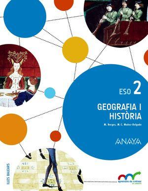 GEOGRAFIA I HISTORIA 2 ESO