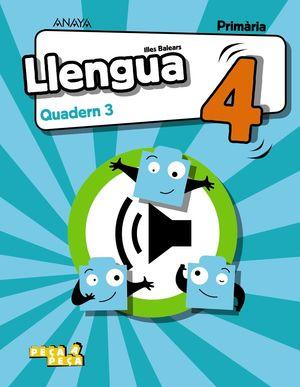LLENGUA 4. QUADERN 3.