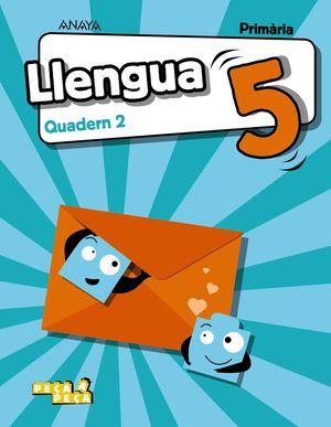 LLENGUA 5. QUADERN 2.
