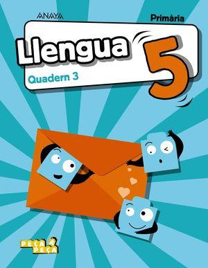 LLENGUA 5. QUADERN 3.