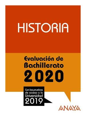 SELECTIVIDAD HISTORIA 2020