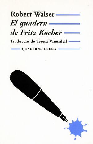 QUADERN DE FRITZ KOCHER, EL
