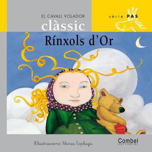RINXOLS D'OR (LLETRA DE PAL)