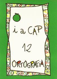 PUNT I A CAP 12 ORTOGRAFIA