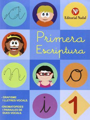 PRIMERA ESCRIPTURA LLIGADA 1 (GRAFISME)