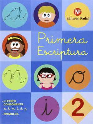 PRIMERA ESCRIPTURA LLIGADA 2 (CONSONANT)