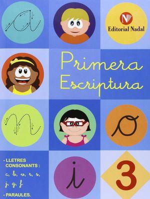 PRIMERA ESCRIPTURA LLIGADA 3 (CONSONANT)