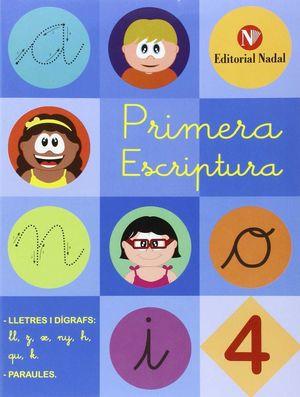PRIMERA ESCRIPTURA LLIGADA 4 (LLETRES..)
