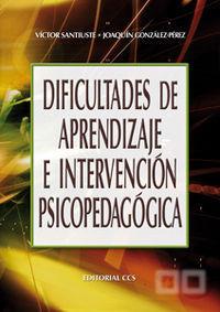 DIFICULTADES DE APRENDIZAJE E INTERVENCION PSICO