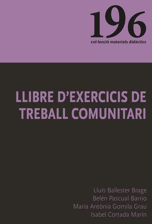 LLIBRE D'EXERCICIS DE TREBALL COMUNITARI