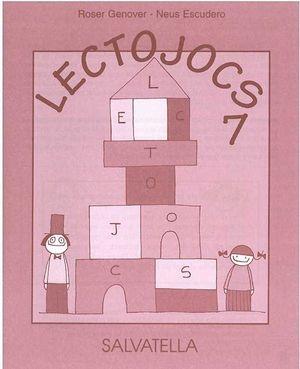 LECTOJOCS 7, 3 EDUCACIÓ PRIMÀRIA