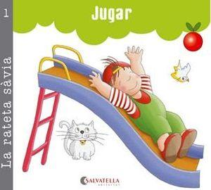 (CAT).1.JUGAR.(PAL/CURSIVA).(LA RATETA SAVIA)