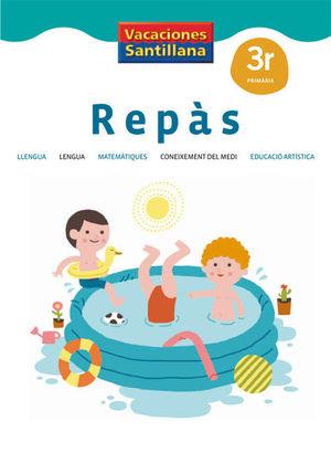 REPAS 3 PRIMARIA SANTILLANA