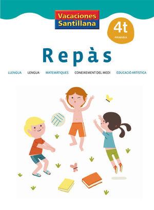 REPAS 4 PRIMARIA SANTILLANA