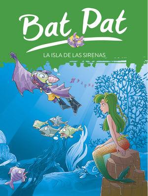 BAT PAT 12. LA ISLA DE LAS SIRENAS