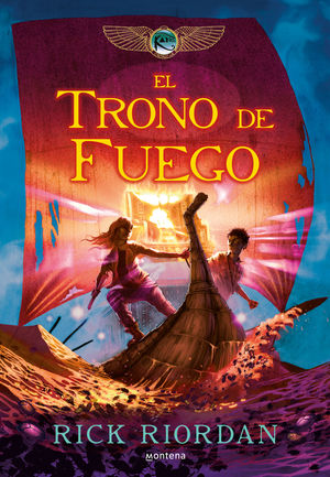 TRONO DE FUEGO