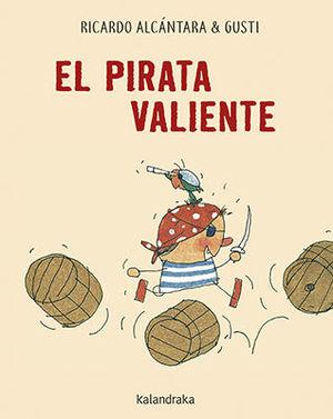 PIRATA VALIENTE, EL - CASTELLANO
