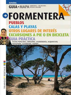 FORMENTERA, GUÍA + MAPA