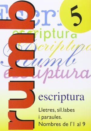 RUMB 5 ESCRIPTURA RUMB 2000 NUMERO 5