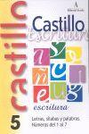 CASTILLO ESCRITURA 5