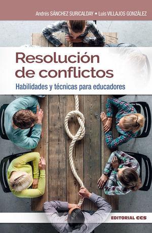 RESOLUCION DE CONFLICTOS. HABILIDADES Y TECNICAS P