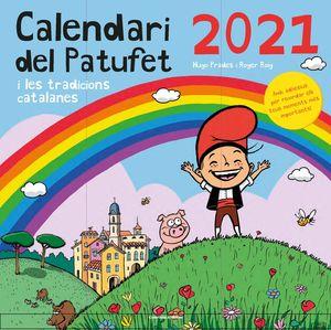 CALENDARI DEL PATUFET 2021