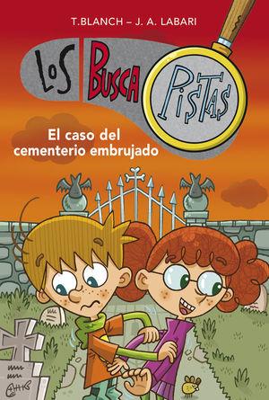 BUSCAPISTAS 4. EL CASO DEL CEMENTERIO EM
