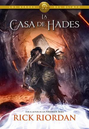 CASA DE HADES,LA(HEROES DEL OLIMPO 4)