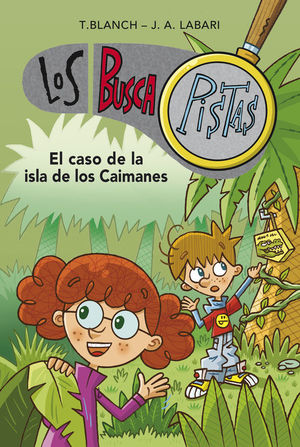 BUSCAPISTAS 5,LOS - EL CASO DE LA ISLA D