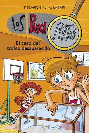 BUSCAPISTAS 7. EL CASO DEL TROFEO DESAPA