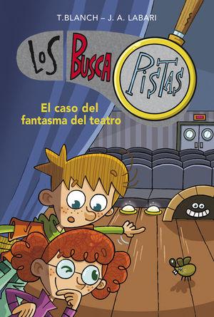 BUSCAPISTAS 8. CASO DEL FANTASMA DEL TEA