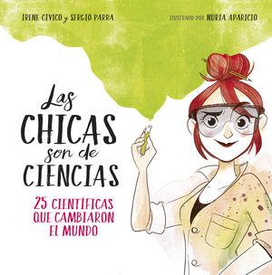 CHICAS SON DE CIENCIAS, LAS