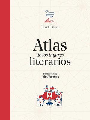ATLAS LUGARES LITERARIOS