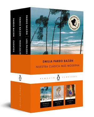 EMILIA PARDO BAZÁN (PACK QUE INCLUYE: CUENTOS  LOS PAZOS DE ULLO