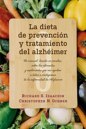 DIETA DE PREVENCIÓN Y TRATAMIENTO DEL ALZHÉIMER