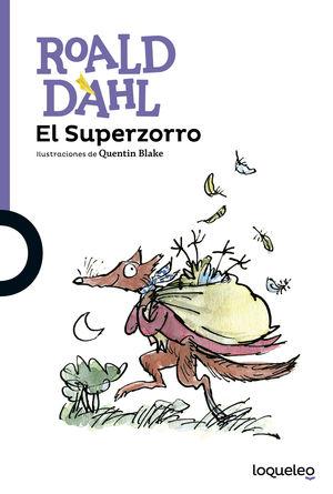 SUPERZORRO, EL.(+8 AÑOS).(MORADA)
