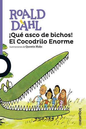 QUE ASCO DE BICHOS!.EL COCODRILO ENORME.(+8 AÑOS)